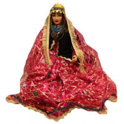 عروسک زن محلی 42