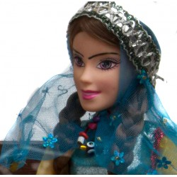 عروسک شیرازی تخت دار 53