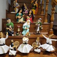 عروسک خمیری سنتی