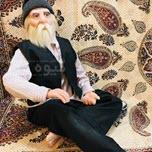 عروسک پیرمرد سنتی