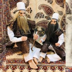 عروسک سنتی درویش