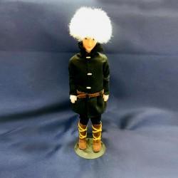 عروسک محلی ترکمن