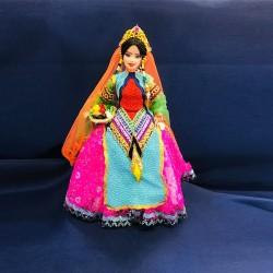عروسک محلی شیرازی