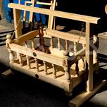 گهواره سنتی نوزاد