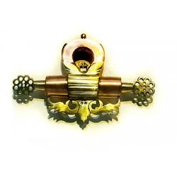 قفل سنتی فولادی بابک