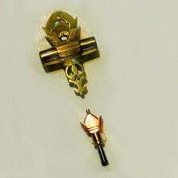 قفل سنتی کوچک داریوش