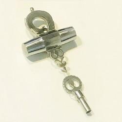 قفل فولادی دست ساز سیامک