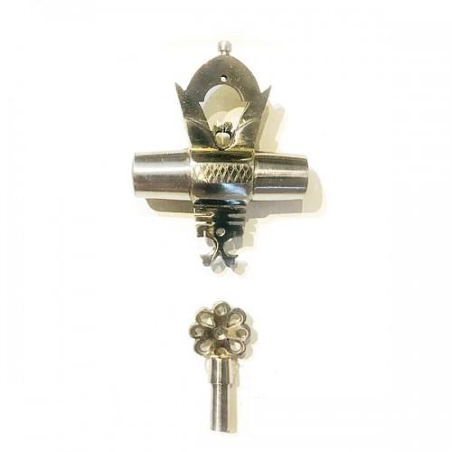 قفل و کلید صندوقچه ای سهراب