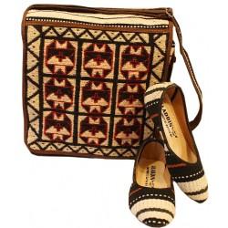 کیف و کفش گلیم 1241
