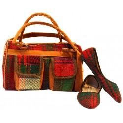 کیف و کفش گلیم 1243