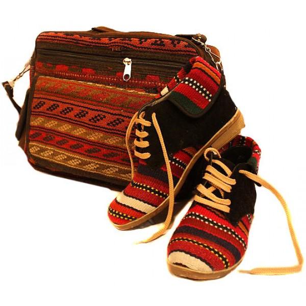 کیف و کفش گلیم 1248