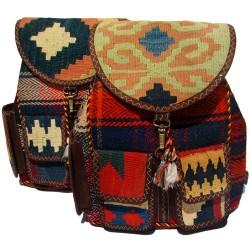 کیف گلیمی کوله پشتی