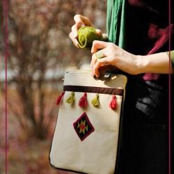 کیف گلیمی دخترانه سارینا