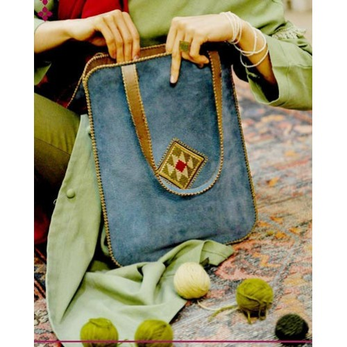 کیف گلیمی دلکش