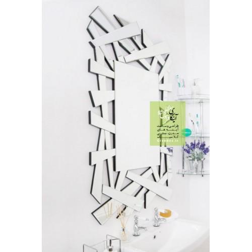 آینه ونیزی مدرن دستشویی