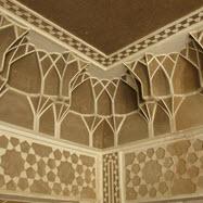 گچ بری سنتی ایران