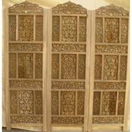 پارتیشن سنتی چوبی