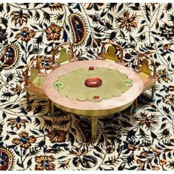 میز و صندلی اسباب بازی مسی