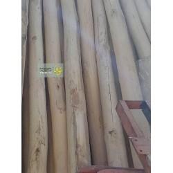 تیر چوبی گرد سقفی