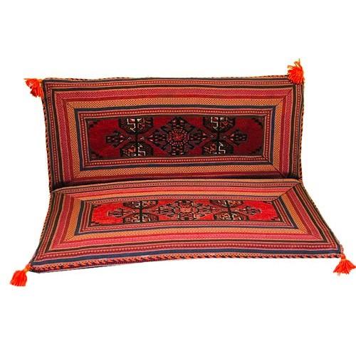 مبل خان نشین گلیمی سنتی