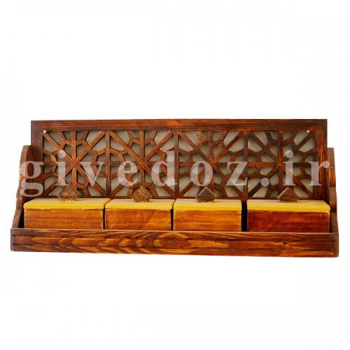جا ادویه ای دیواری سنتی