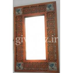 آینه دیواری گره چینی