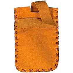 کیف موبایل نمدی نارنجی 207