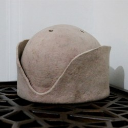 کلاه قشقایی نمدی