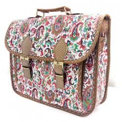 کیف اداری دخترانه طرح ترمه